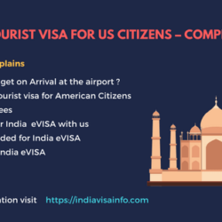 Indian E-Tourist visa for US citizens – Complete Guide