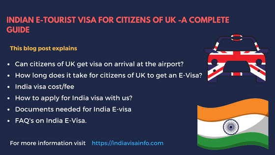 Copy of Indian E-Tourist visa for UK citizens (3)